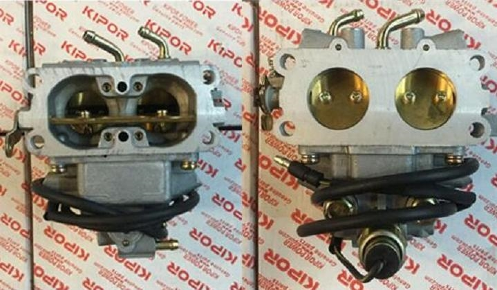122.55$  Watch now - http://alip96.worldwells.pw/go.php?t=32785442983 - Free shipping KGE12E KGE13E KGE12E3 KGE13E3 carbureter carburetor carburetter Inverter Generator suit for Kipor or Chinese brand