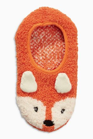 Buy Cosy Fox Footsie Bed Socks from the Next UK online shop | Foxy ...