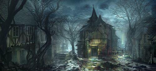 Feng Zhu Design   RPG Landscapes   Pinterest