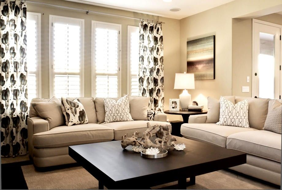 Genial Keep It In The Color Family Neutral Family Rooms, Neutral Living Room Colors,  Living