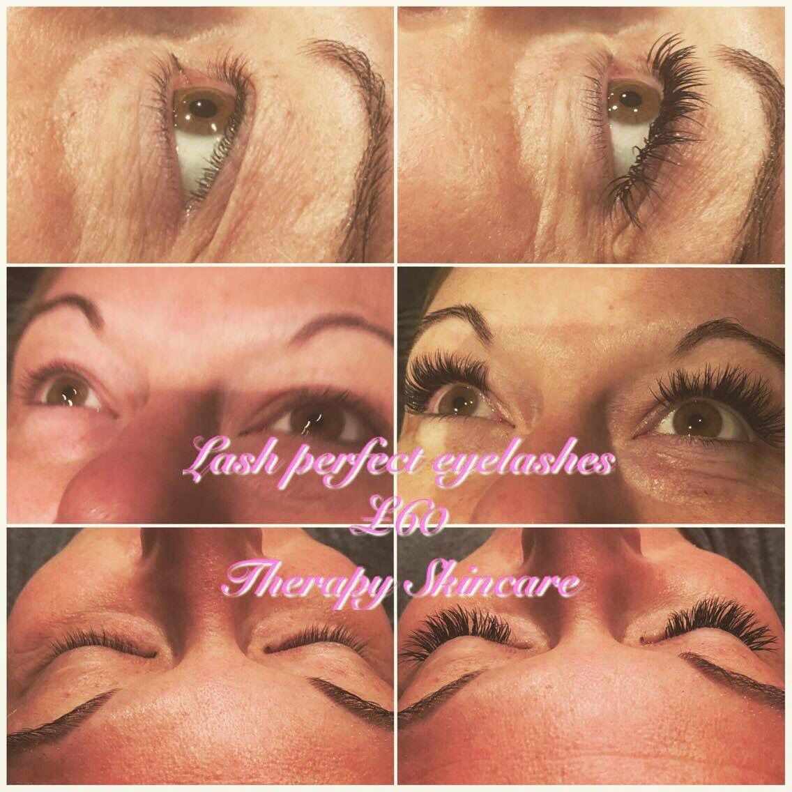 Pin By Therapy Skincare Halifax On Lash Perfect Eyelashes