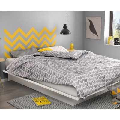 South Shore Otto Graff Floating Queen Platform Bed - 8050091K