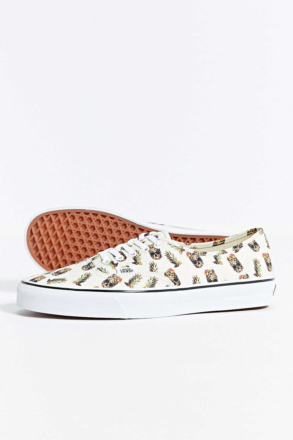 90a3c9fb31 Vans Authentic Pineapple Mens Sneaker - Urban Outfitters