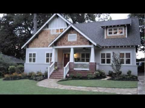 Decatur Ranch Converted To Craftsman Bungalow What Our