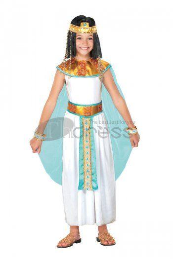 8de4999e8abf4d Halloween Costumes For Kids   Halloween Costumes Egyptian Queen Costumes