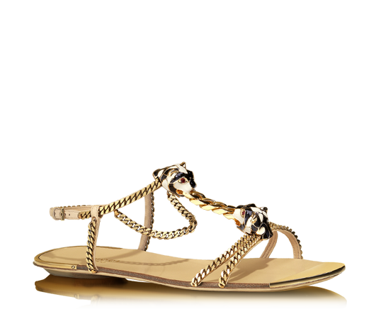 Ophelie Flat Thong by Gucci