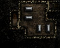 Crypt Level 2 by RealMarkP