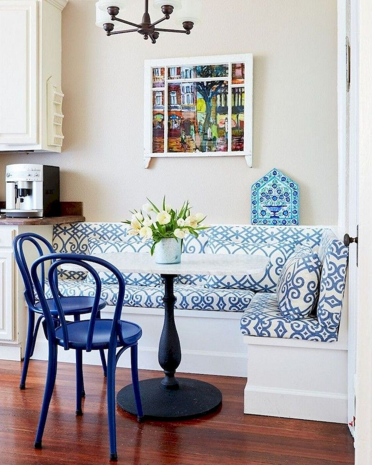 Casual Dining Room Decor Ideas: 52 Beautiful Small Ideas On A Budget Dining Room (50