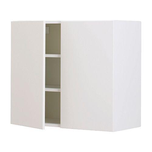 akurum wall cabinet with 2 doors ikea you can customize spacing as