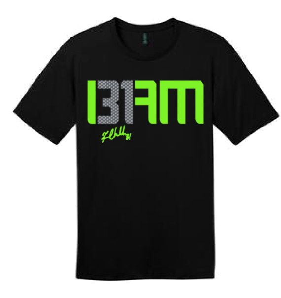 newest f5efd 7c470 NEW BAM BAM KAM T-Shirt Custom Bam Bam Kam logo and ...