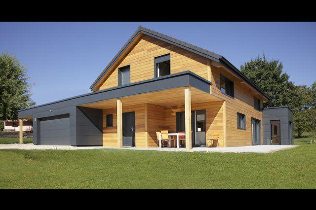 Super Myotte Duquet architecture bois, Bien-vivre en Haute-Saone | deco  NE07