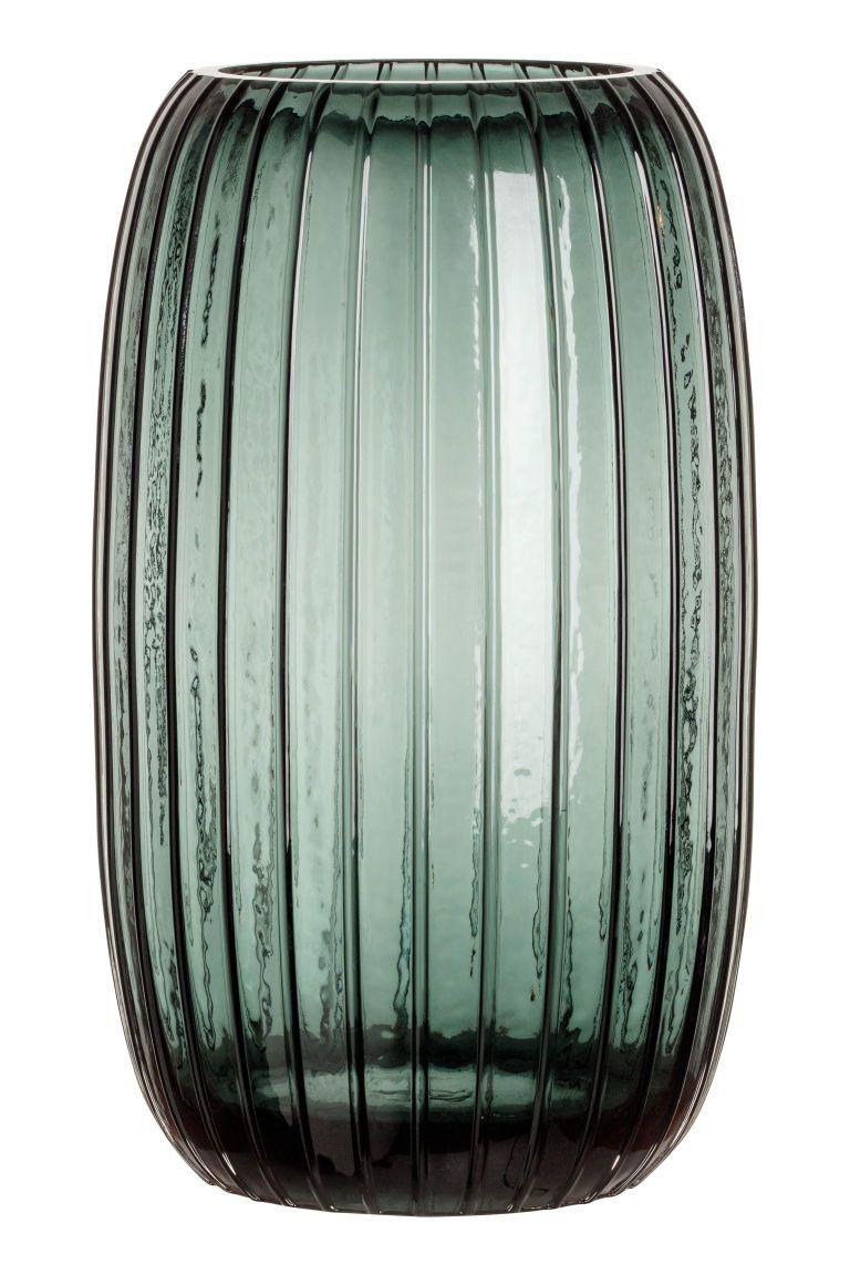 33bf1ab117 Grand vase en verre | - Projet - Séjour Mérignac | Grand vase en ...