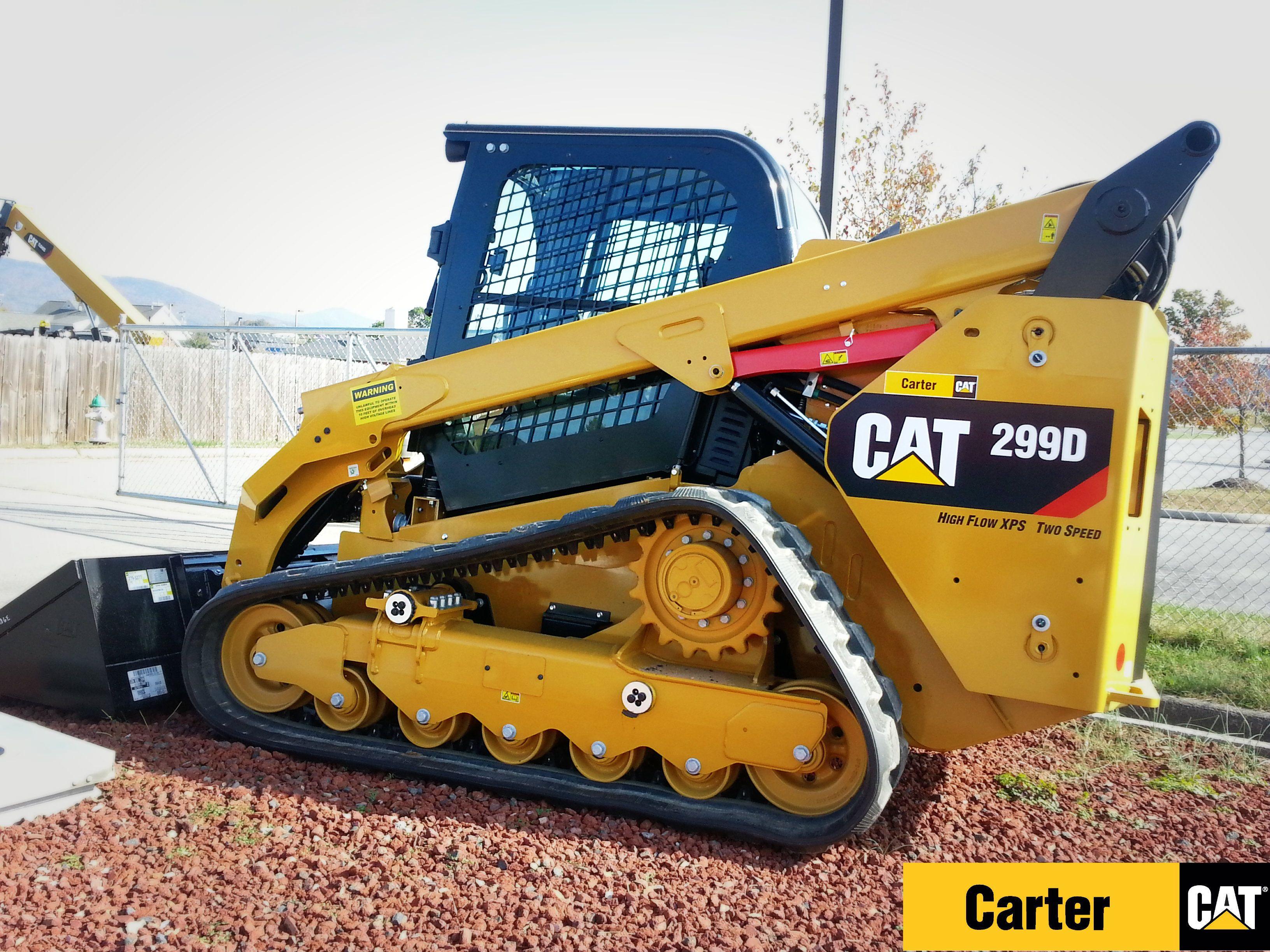 Caterpillar 299D HeavyEquipment Heavy equipment