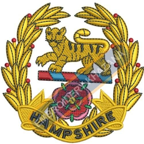Am0227 British Army Military Embroidery Designs Pinterest