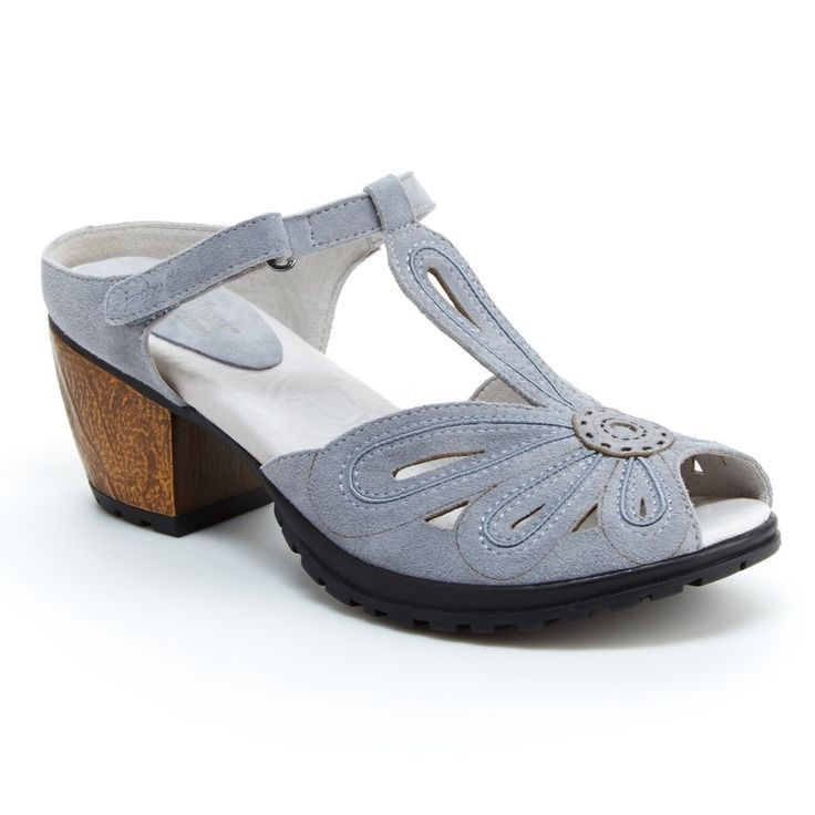 Sahara: Kick up your heels in style with the Sahara, a suede peep-toe mule  designed for the woman on the go. Soft, floral-appliqued upper pairs with a  ...