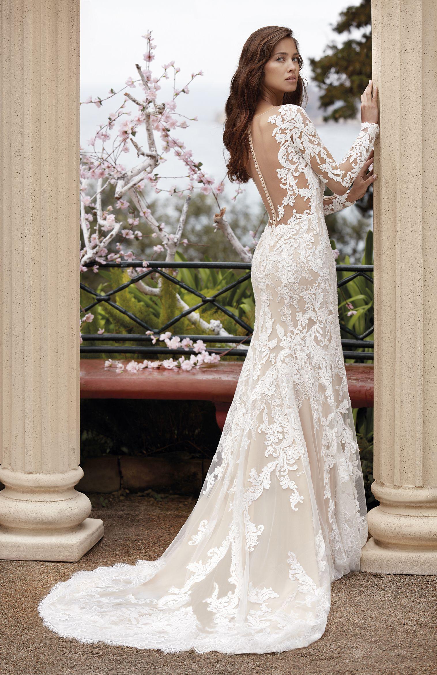 Style 717 #demetriosbride | vestidos de novia | Pinterest | Wedding ...