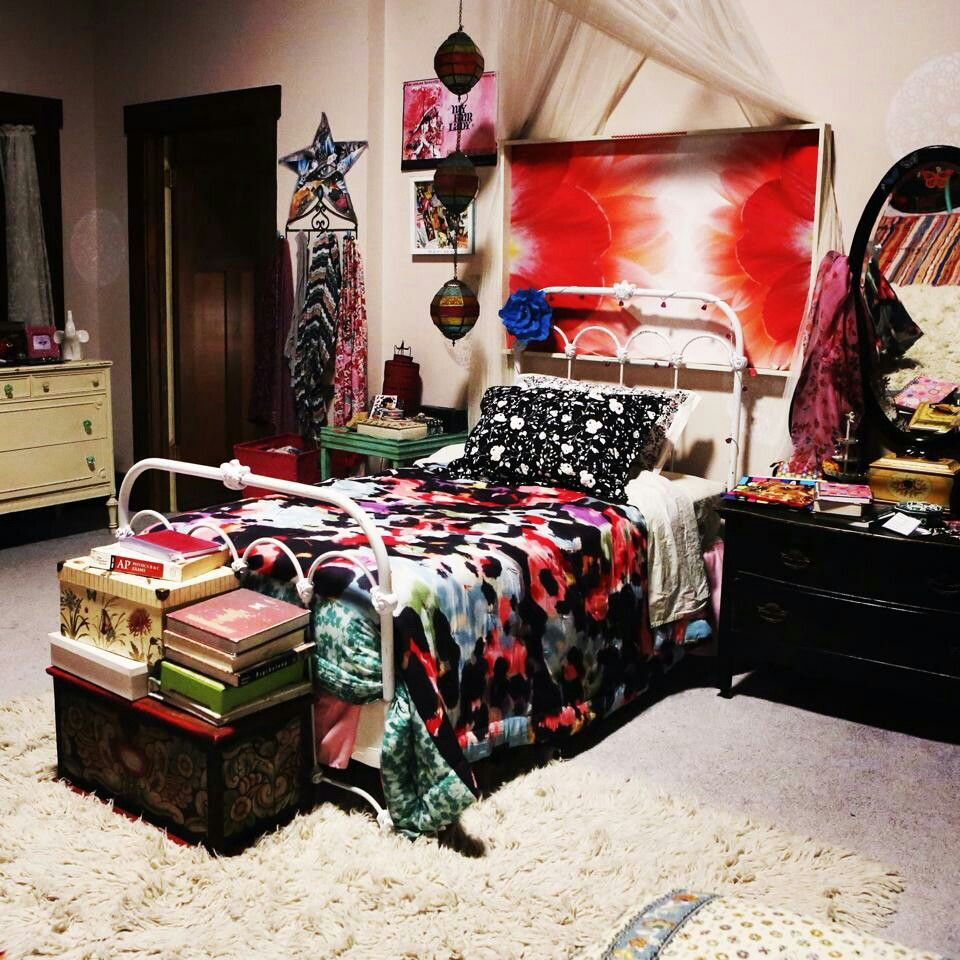 Show House Bedroom Ideas: Foster House, The Fosters