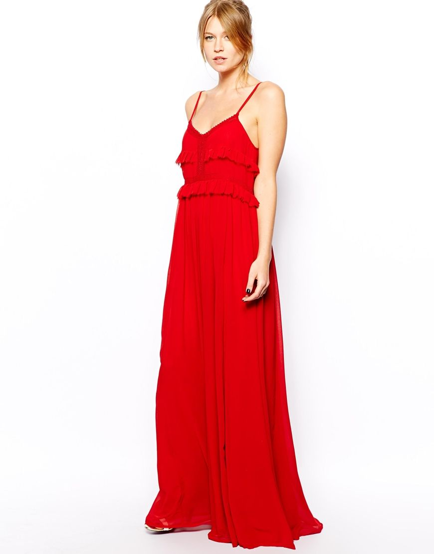 Mng by mango maxi dress