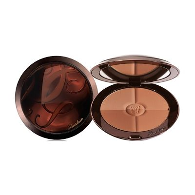 Contouring WITH SPF? What could be better than GUERLAIN's Terracotta 4 Seasons compact?!