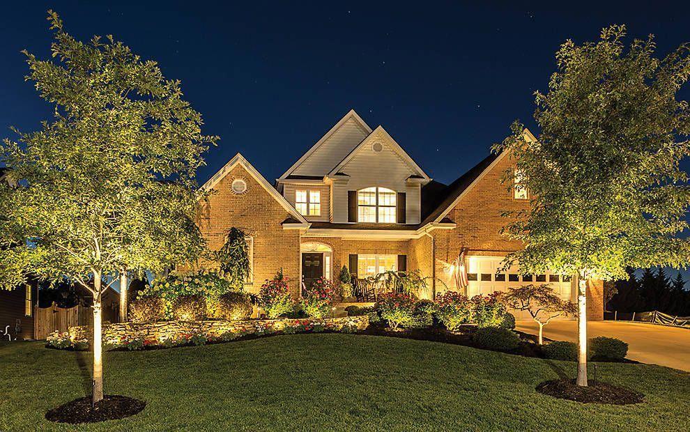 Led Landscape Lighting Outdoor Pathlights Well Lights Spotlights Trex
