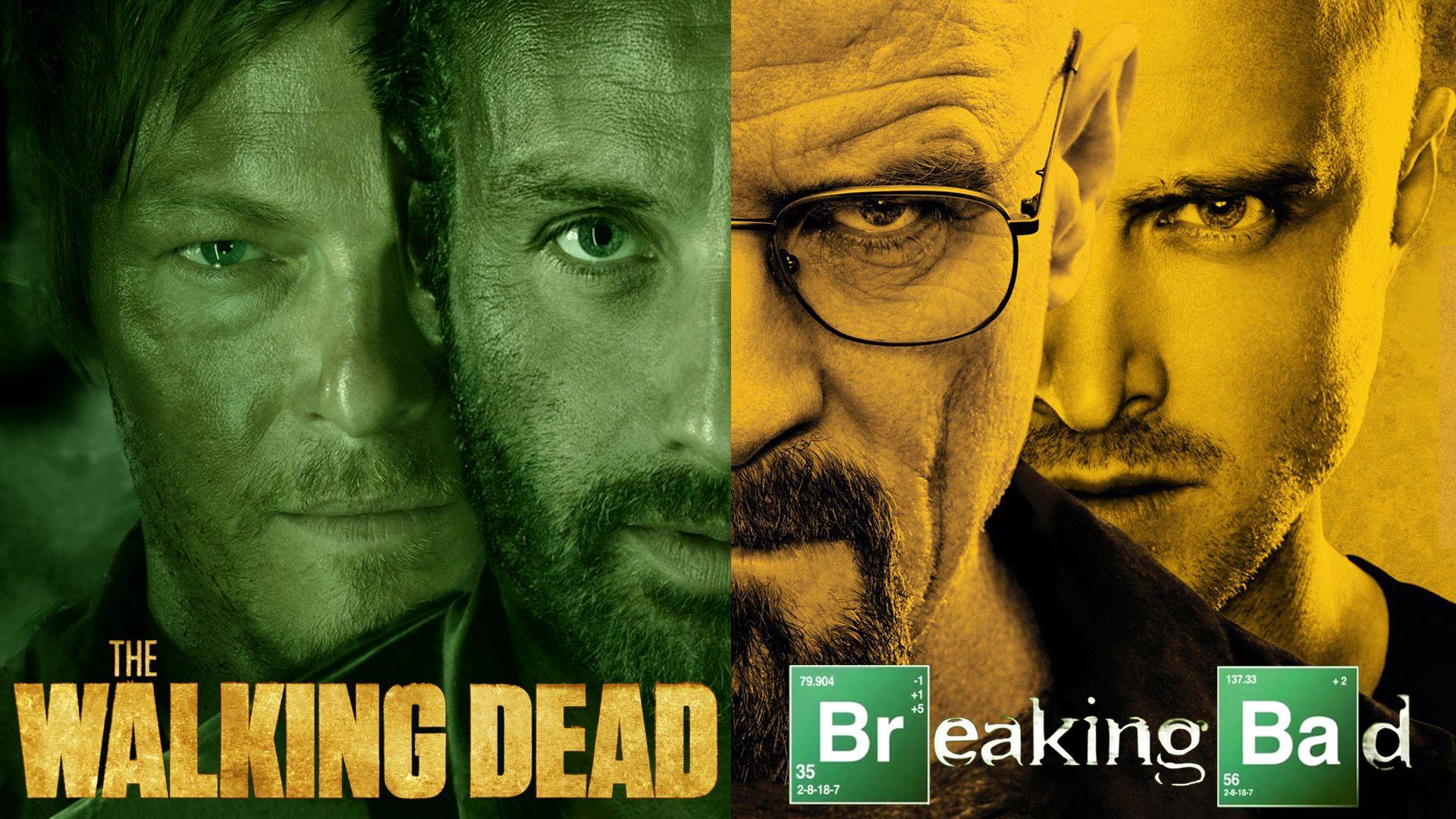 Breaking Bad Walking Dead By Modfareduce On Deviantart The Walking Dead Fear The Walking Dead Breaking Bad
