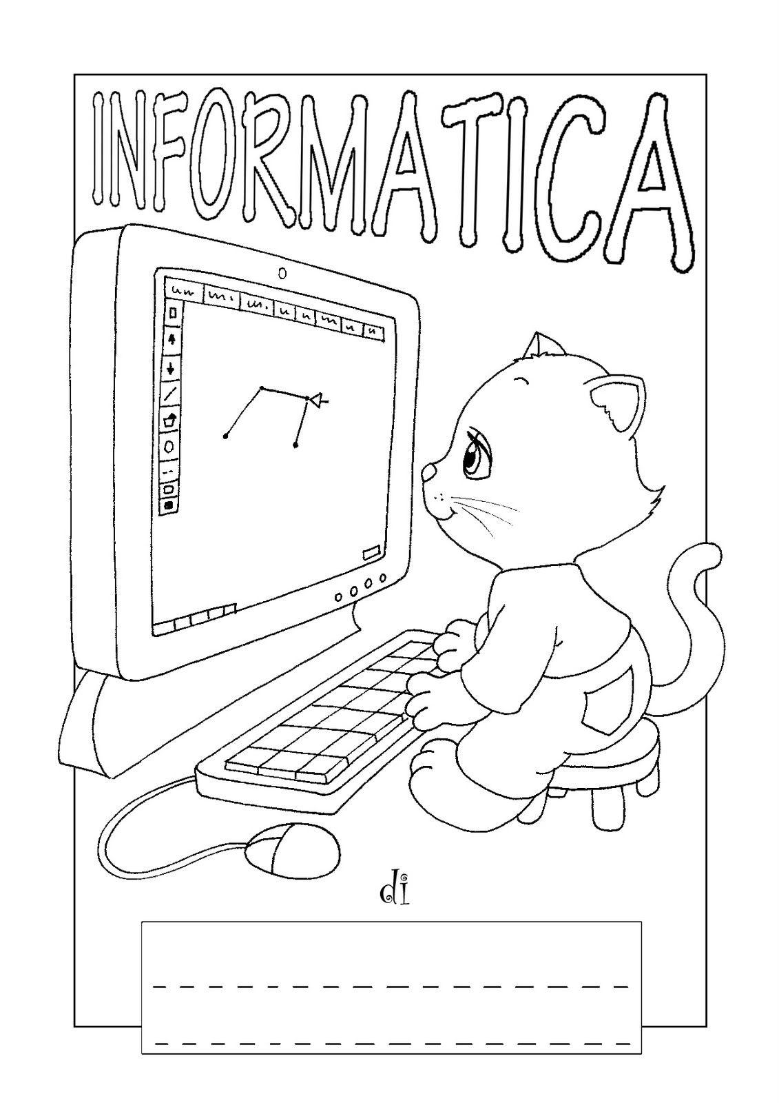 Favoloso Schede didattiche per la scuola primaria, giochi, disegni da  PC15