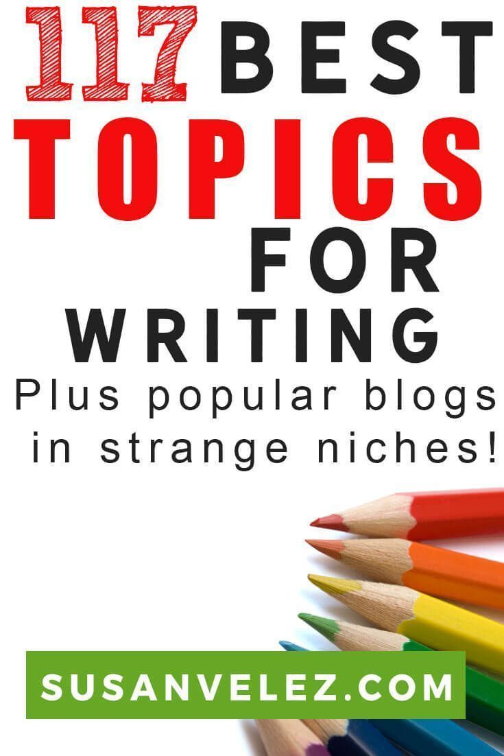 Blogs without topics are a waste of time