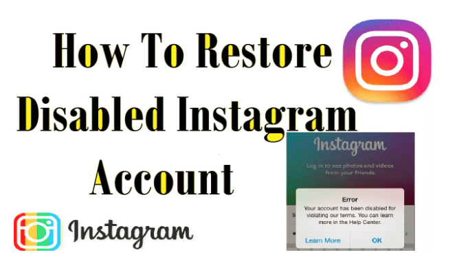 How To Get Your Old Instagram Account Back Update Instagram Application Instagram Accounts How To Get
