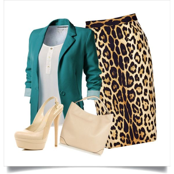 """Chic Business Wear"" by tridr on Polyvore"
