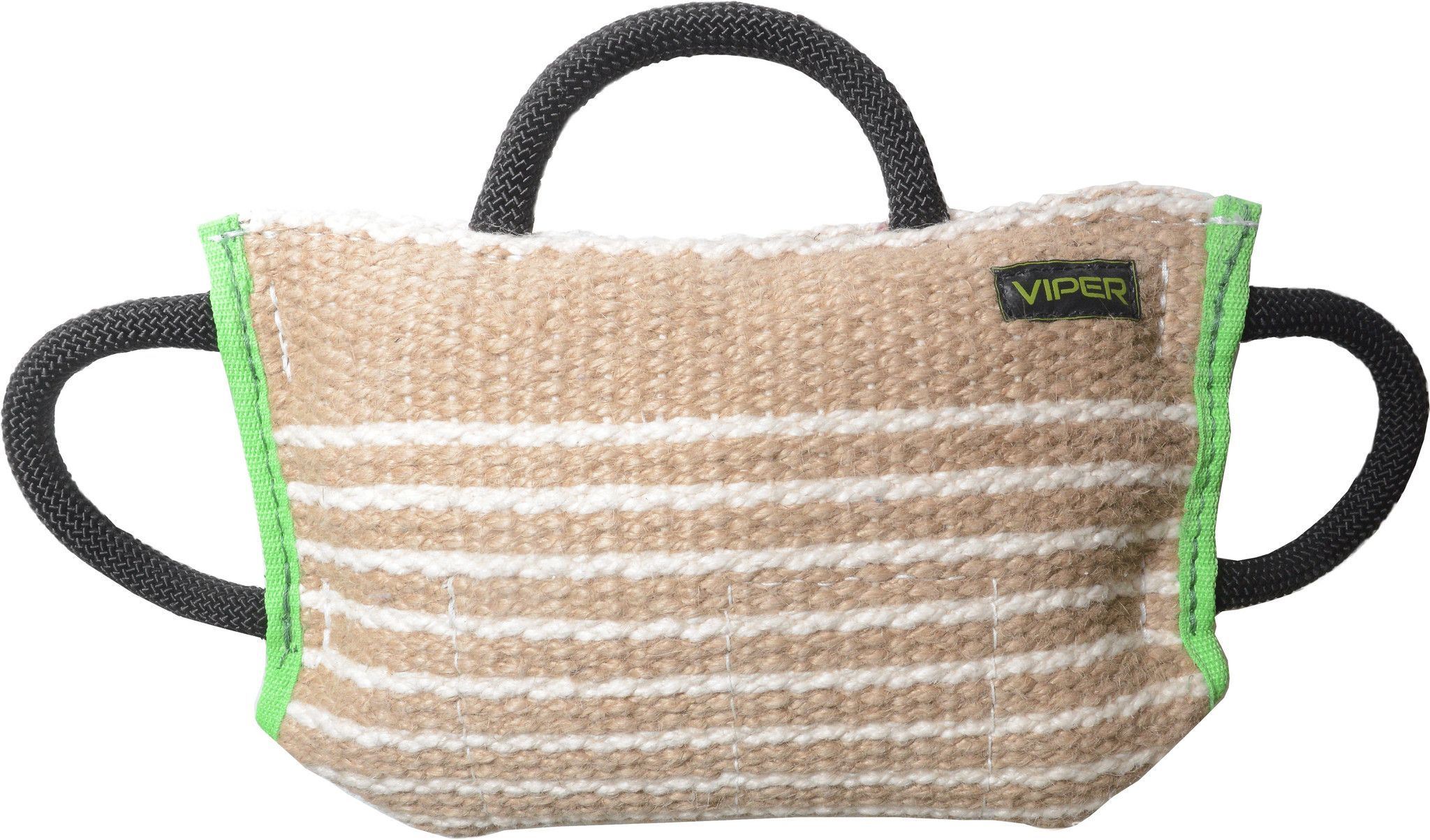 Viper Classic Jute Bite Pillow