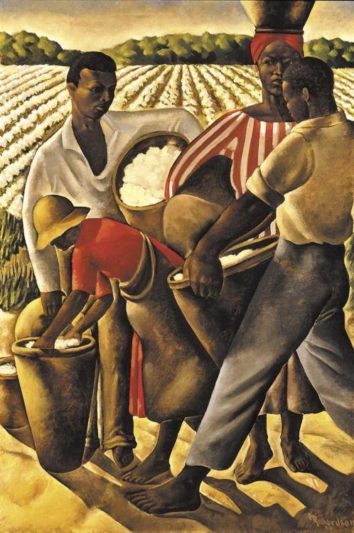 Black Visual Art Artist Paintings