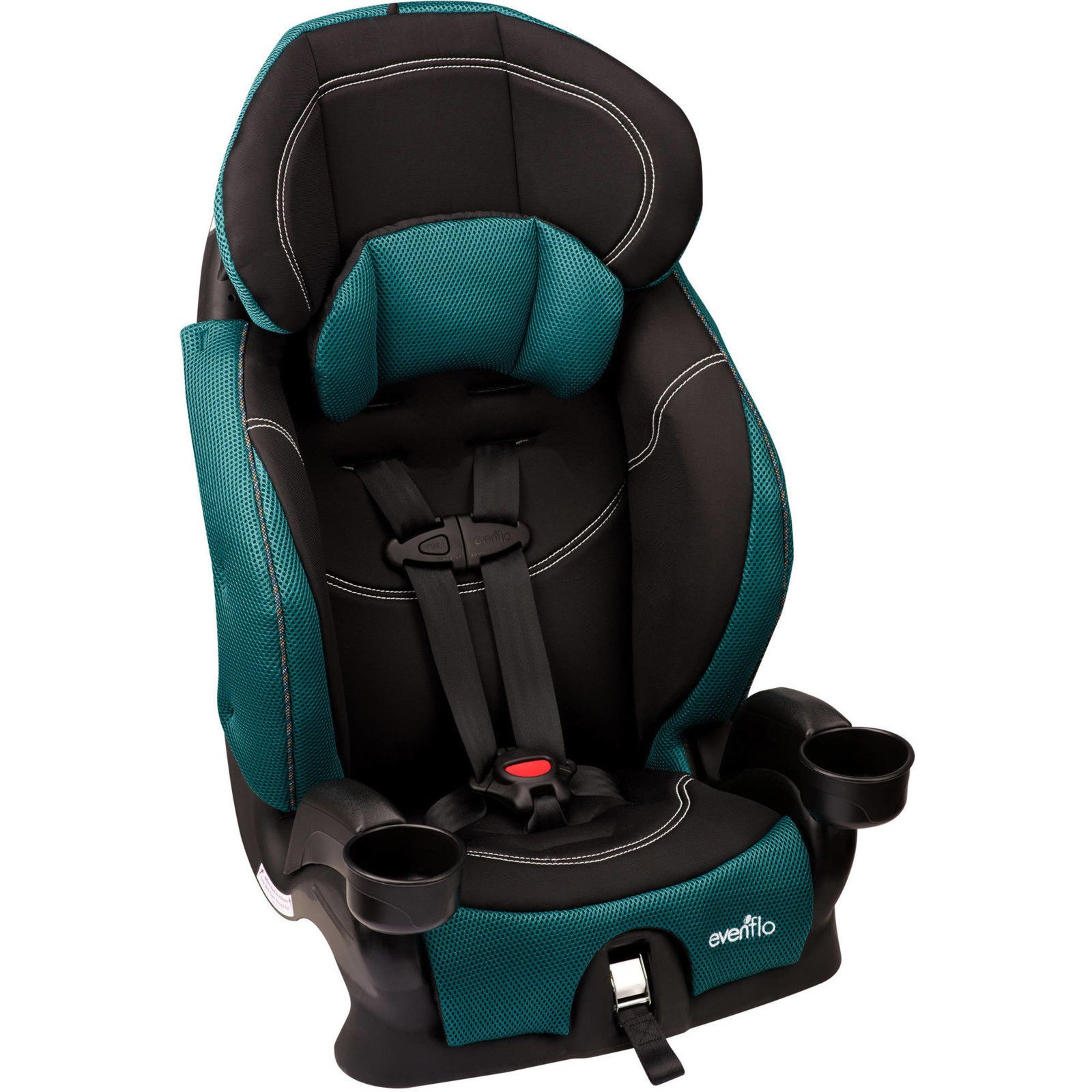 Boys Toddler Car Safety Seat Harnessed Booster 5 Point Cup