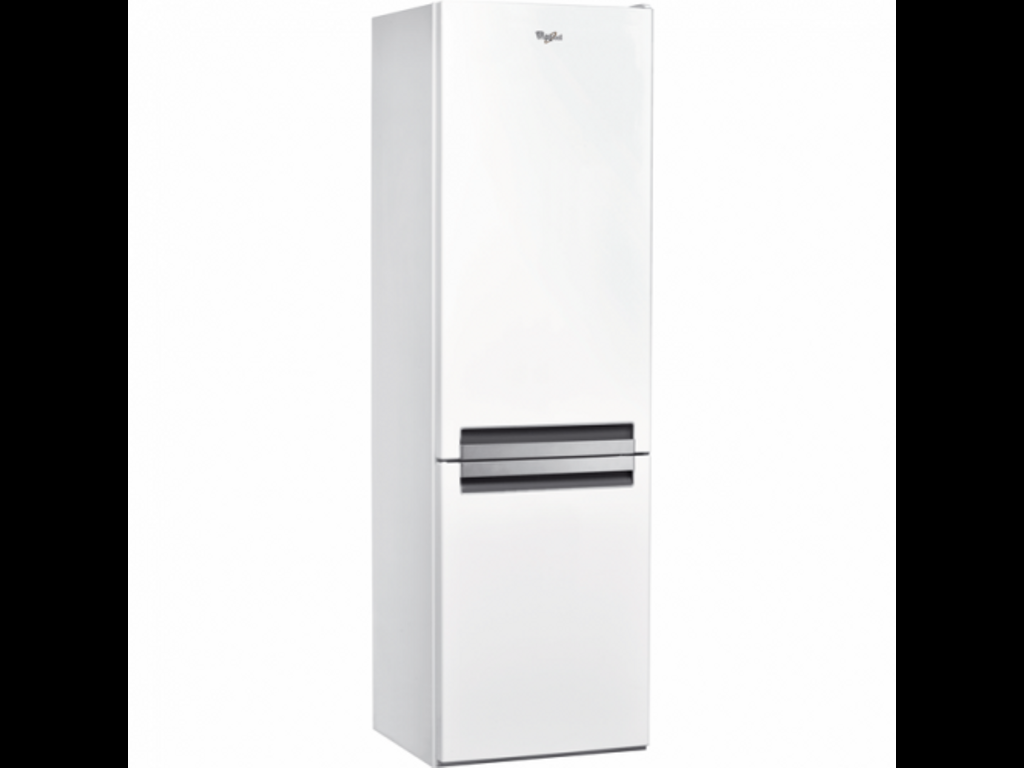 Whirlpool Blf8121 W Fridge Freezer With 339l Capacity And A