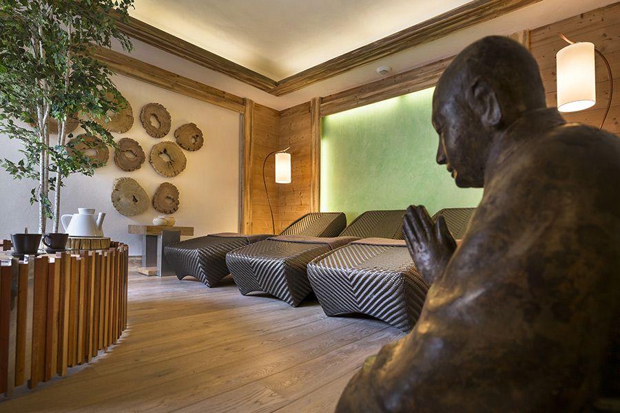 tisanerie ch tel salon de th d coration zen fauteuils d tente statue de bouddha bien. Black Bedroom Furniture Sets. Home Design Ideas