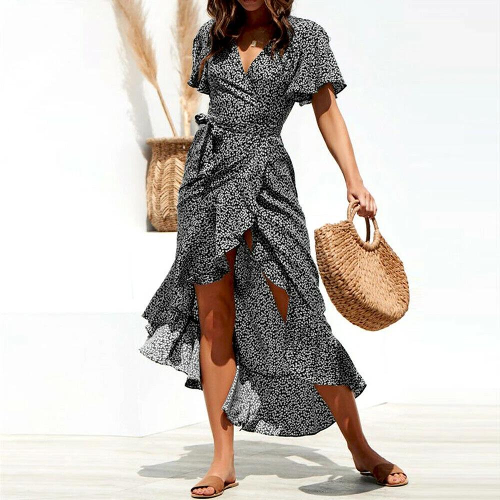 That S A Wrap Dress Multiple Colors Maxi Dress Floral Wrap Maxi Dress Womens Maxi Dresses [ 1000 x 1000 Pixel ]