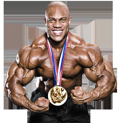 Phil heath mr olympia for Gimnasio winner