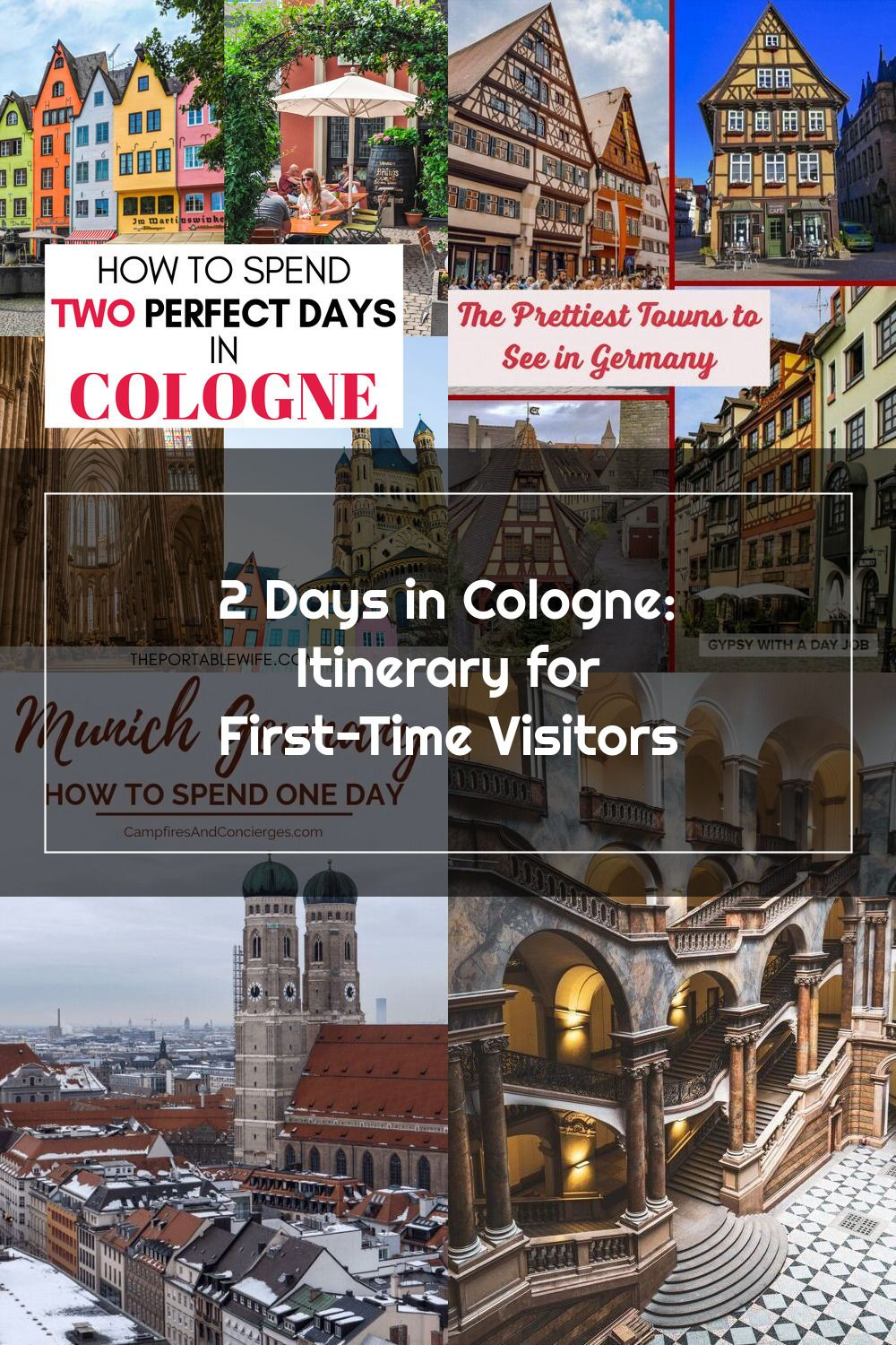 See Cologne In 2 Days With This Cologne Germany Travel Guide Explore The Best Things To Do In Cologne Including The Cologne Cathedral Where They Host The Colo In 2020