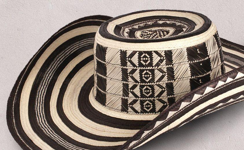 El tradicional de la cultura Zenú  Sombrero Vueltiao de Colombia ... c2e30172001
