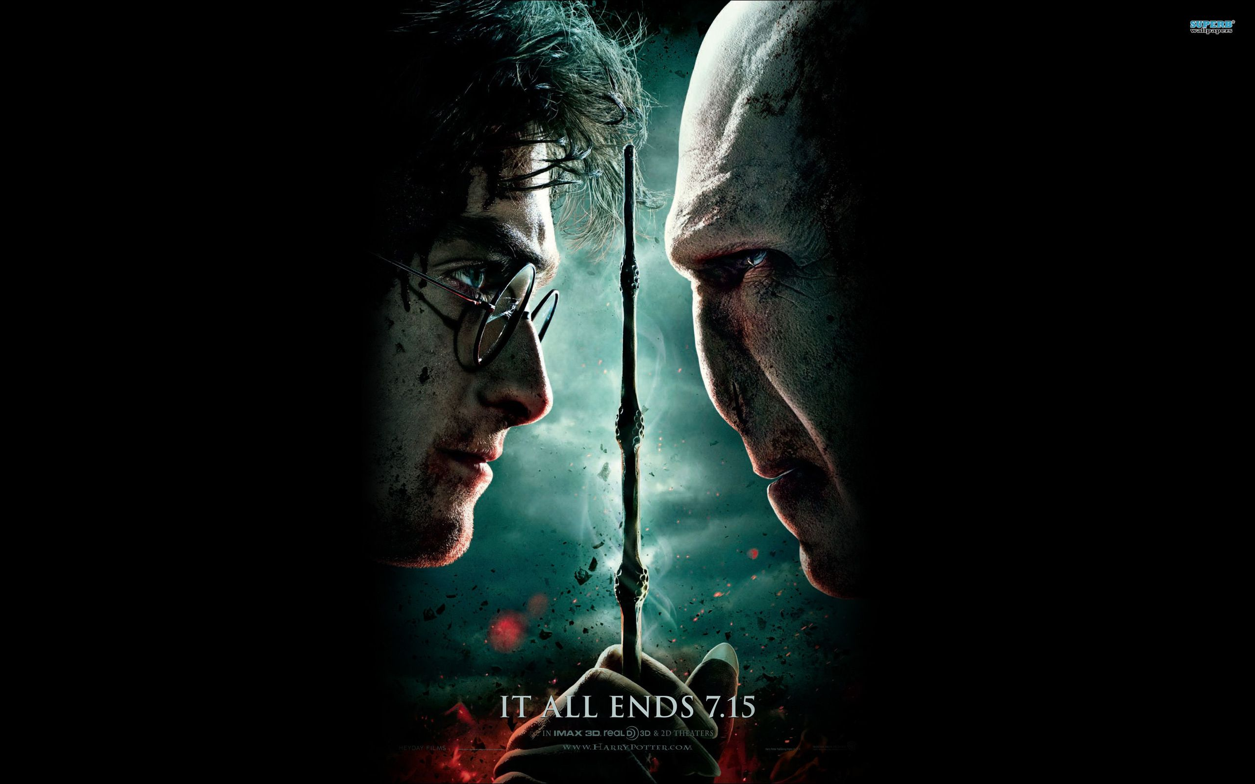 Harry Potter And The Deathly Hallows Wallpaper Images 5rktp