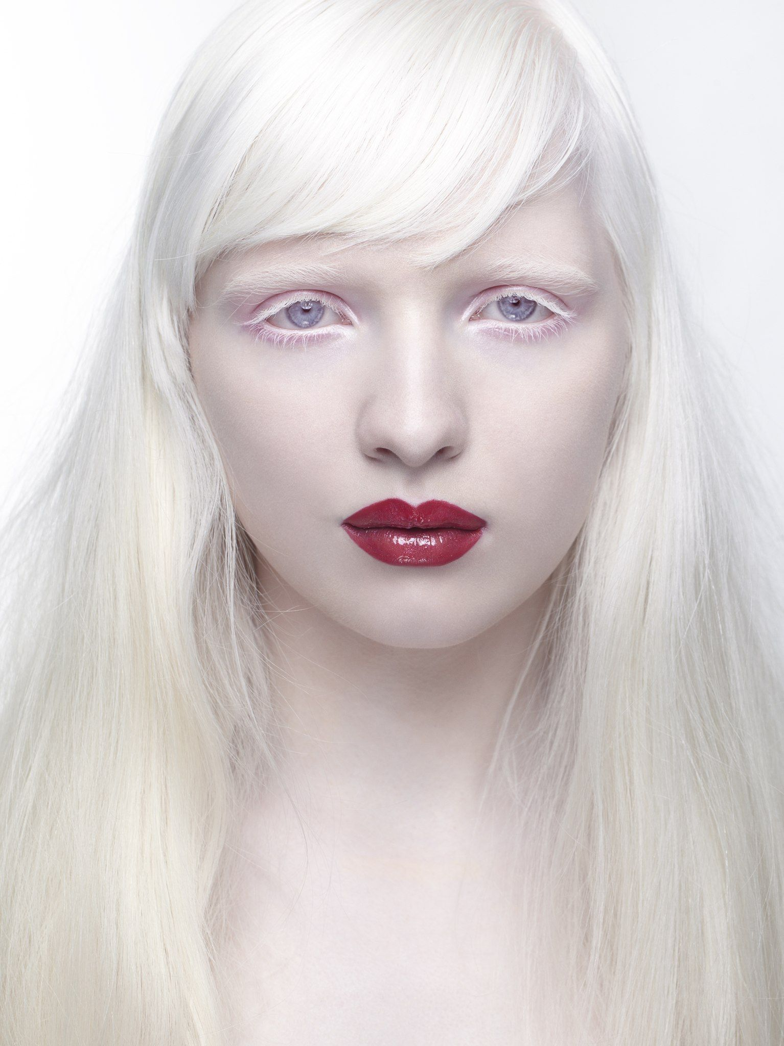 True albino beauties — photo 3