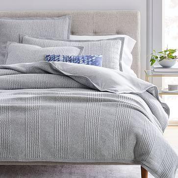 Cotton Cloud Jersey Duvet Cover Shams Bed Linen Design Linen Duvet Covers Bed
