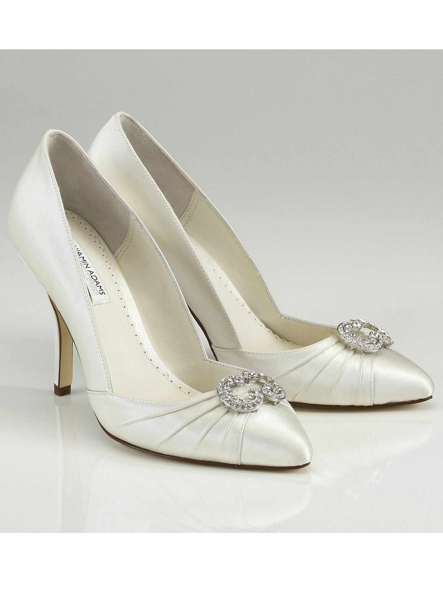 ddf04c334cf Benjamin Adams Shoes - Style Grace  Grace  -  220.00   Wedding Dresses