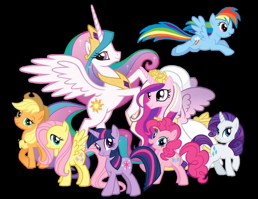 My Little Pony My Little Pony Birthday Party Pony Birthday