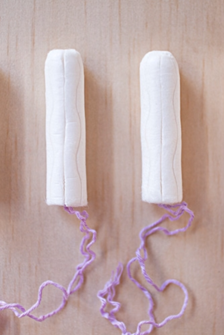 The  ingredients to watch out for in your tampons