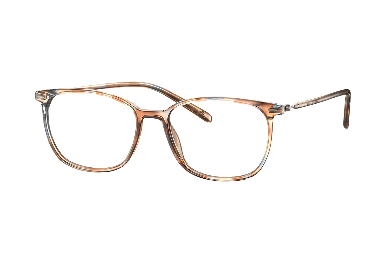 Marc O Polo 503131 60 Brille In Braunblau Gemustert Brillen Frauen Brille Marc O Polo