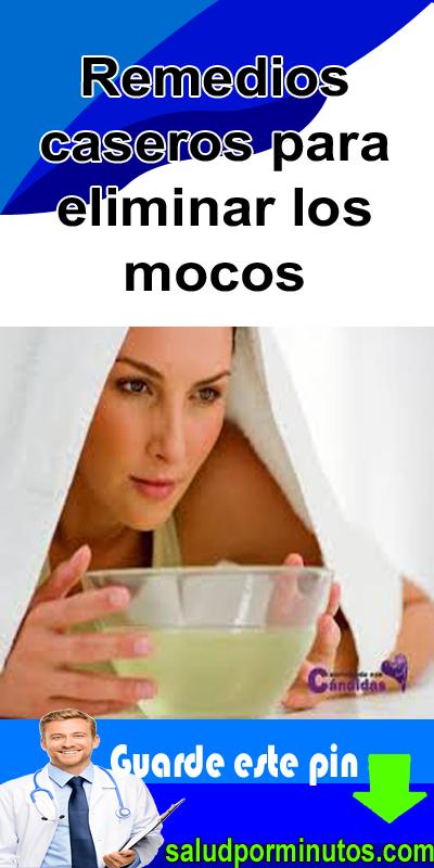 Remedios Caseros Para Eliminar Los Mocos Food