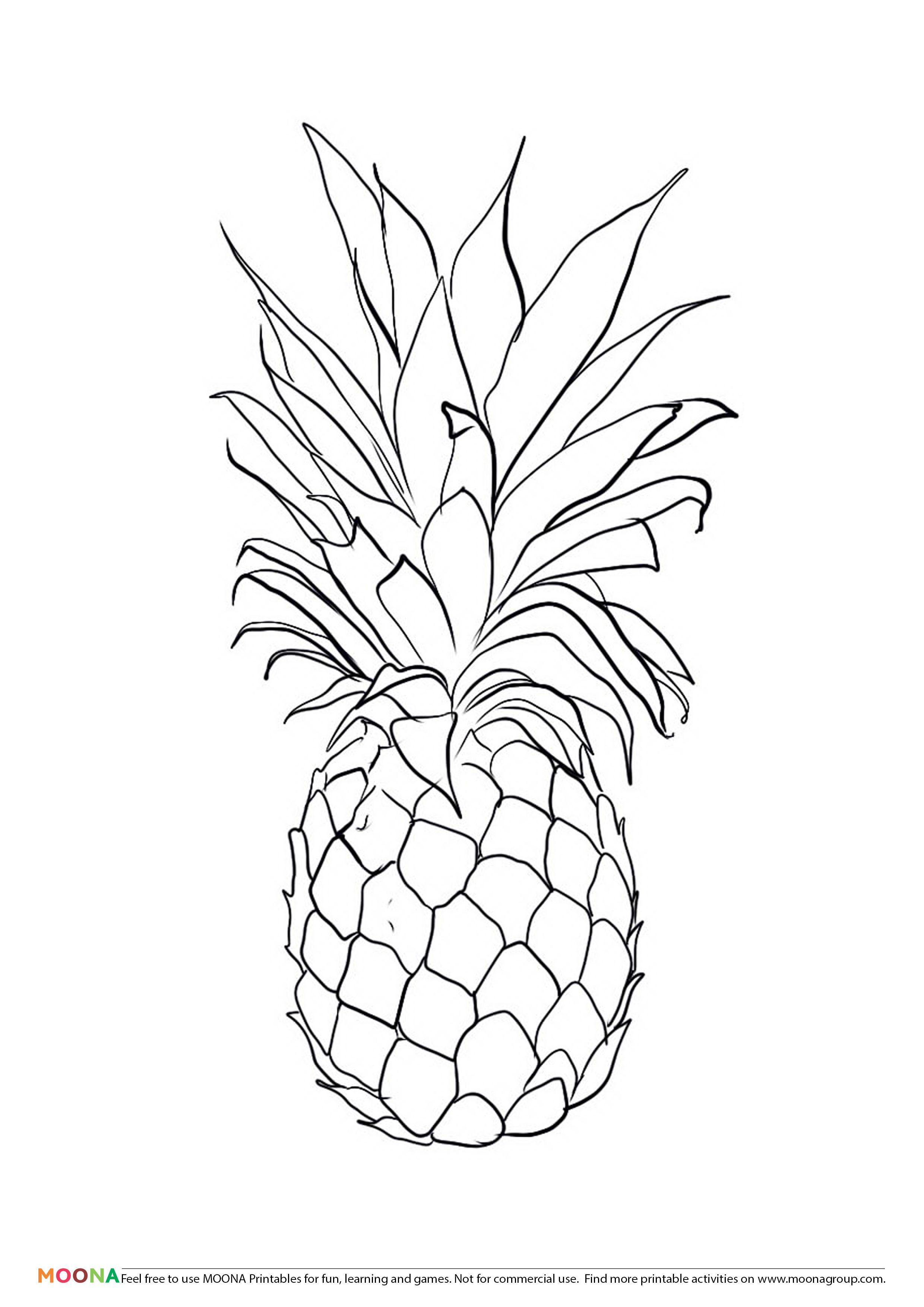 Pin about Printable tattoos and Pineapple drawing on Tattoos