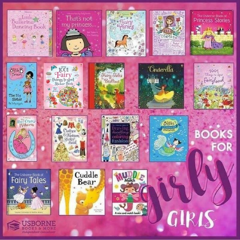 Usborne Girl Body Book
