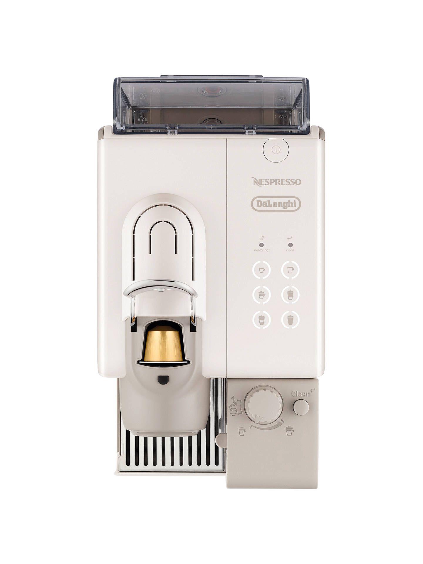 Nespresso Lattissima Touch Coffee Machine, White in 2020 ...