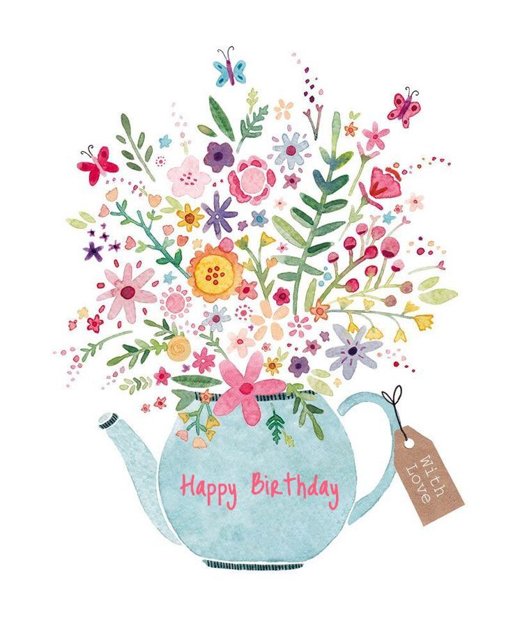Birthday Flowers Images With Quotes: Image Result For Birthday Bouquets For Women Clip Art